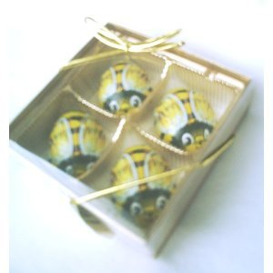 Bumble Solid Milk Chocolate Gift