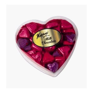 Mini Hearts Solid Milk Chocolate