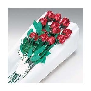 Chocolate Roses Semi Solid Premium Boxed