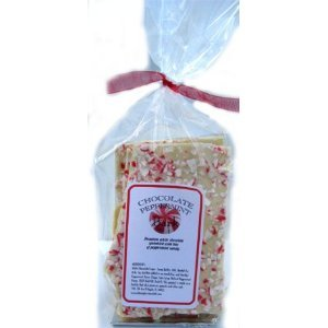 White Chocolate Peppermint Bark Gift