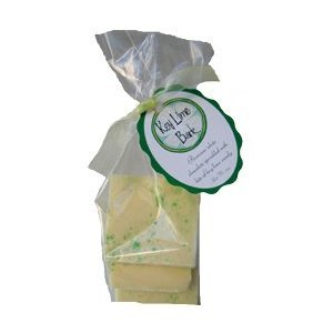 Key Lime Chocolate Bark Gift