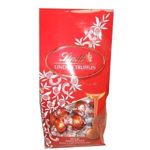 Lindt Lindtor Chocolate Truffles Ounce