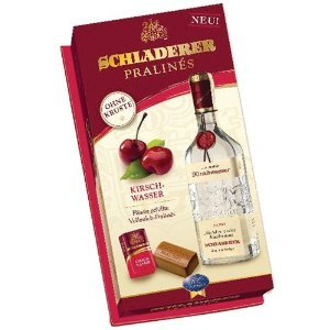 Schladerer Kirschwasser Enrobed Chocolate Without