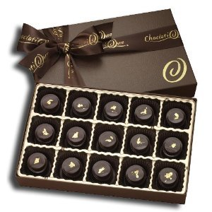Bubbly Collection Champagne Truffles 15 Piece