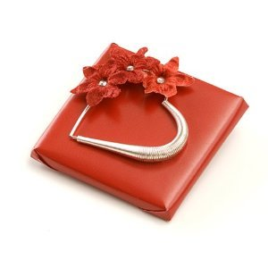 Valentines Decorated Square Chocolate Gift