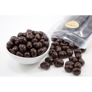Dark Chocolate Covered Cashews Pound