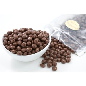 Milk Chocolate Covered Blueberries Pound