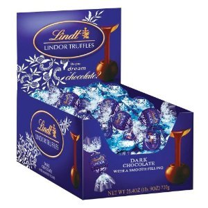 Lindt Lindor Truffles Chocolate 60 Count