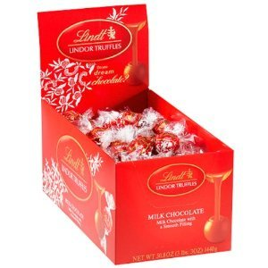 Lindt Lindor Truffles Chocolate 120 Count