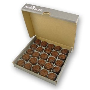 Mocha Truffles Dark Chocolate Dilettante