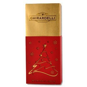 Ghirardelli Chocolate Holiday Silhouette Chocolates