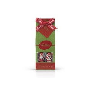 Madelaine Chocolate Milk Santa Package