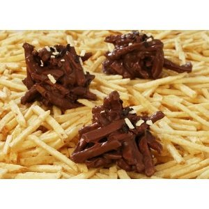 Milk Chocolate Covered Potato Stix
