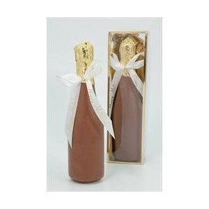 Chocolate Gourmet Champagne Bottle Lovers
