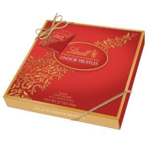 Milk Chocolate Lindor Truffles 12 7