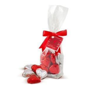 Gourmet Creamy Milk Chocolate Hearts