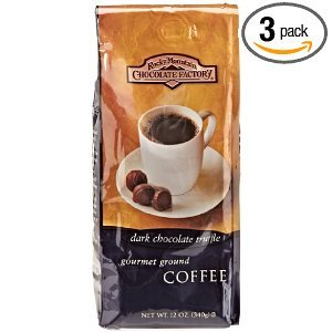 White Coffee Chocolate Truffle 12 Ounce