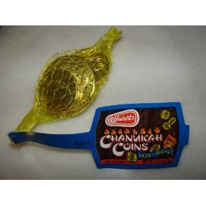 Shwartz Milk Chocolate Chanukah Coins