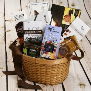 Chocolate Lovers Classic Basket Pound