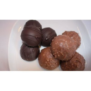 Marshmallows Dark Chocolate Pound Gift