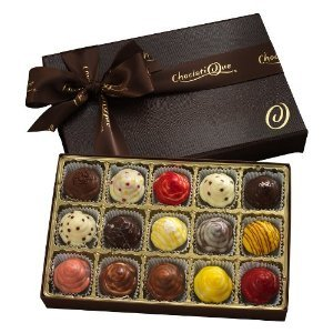 Choclatique 15 Cup Cupcake Truffles 15 Pieces