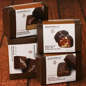 Truffle Fudge Bites John Kelly