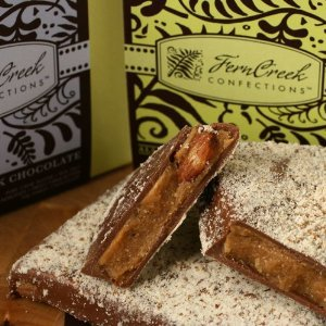 Chocolate Almond Toffee Gift Box